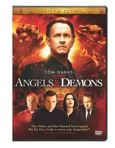 ANGELS & DEMONS BY HANKS,TOM (DVD)